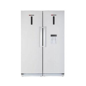 یخچال فریزر دو قلو مک تک مدل D4i