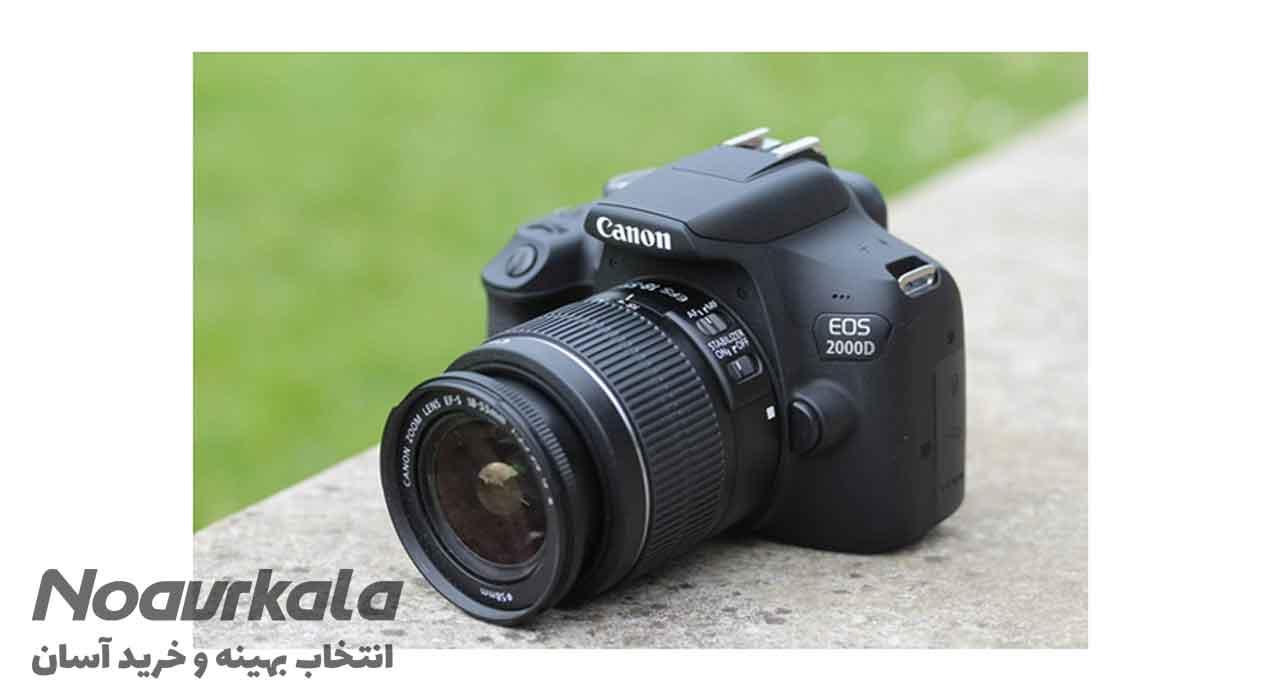 دوربین عکاسی کانن kit EF-S 18-55mm III Canon 2000D