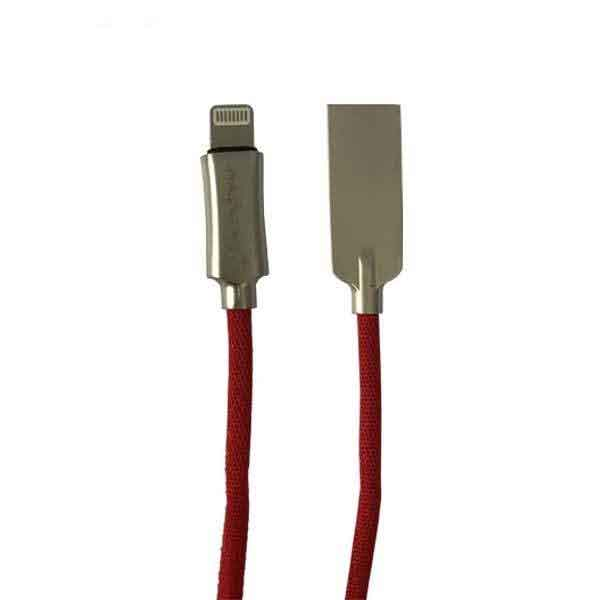 کابل تبدیل USB به لایتنینگ نافومی مدل A9 طول 1متر