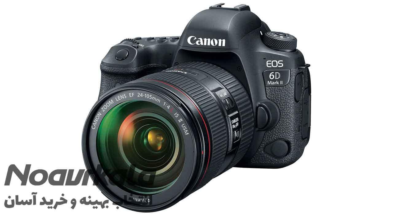 دوربین عکاسی کانن با لنز Canon EOS 6D 24-105mm