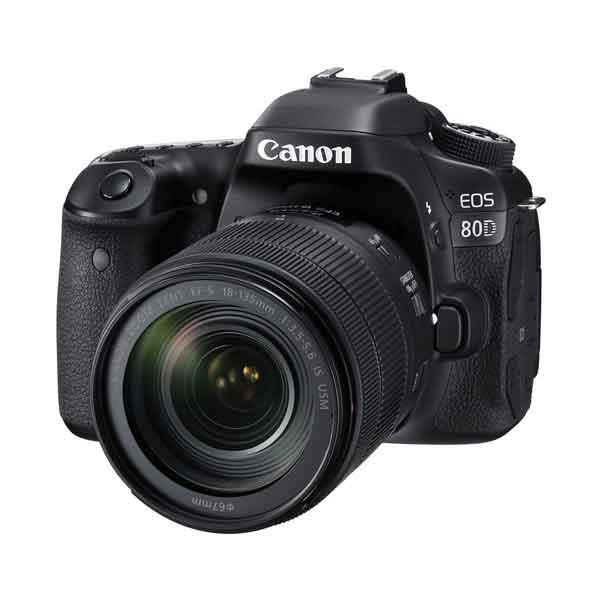 دوربین عکاسی کانن Canon EOS 80D IS USM