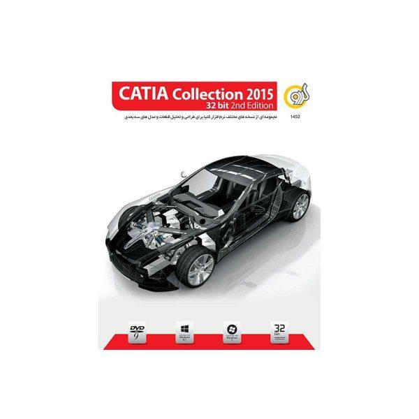 سی دی طراحی سه بعدی کتیا collection 64 bit